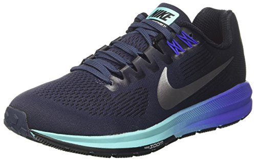 Nike W Air Zoom Structure 21, Zapatillas de Deporte para