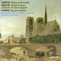 Messe Solennelle / Quatre Motets