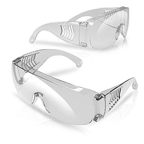 MZY1188 Gafas de Seguridad para Adultos y niños, Gafas Anti-Salpicaduras Gafas Anti-Salpicaduras ⭐