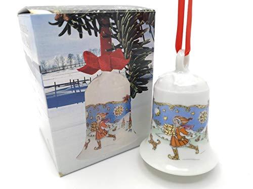 Hutschenreuther Weihnachtsglocke 1990