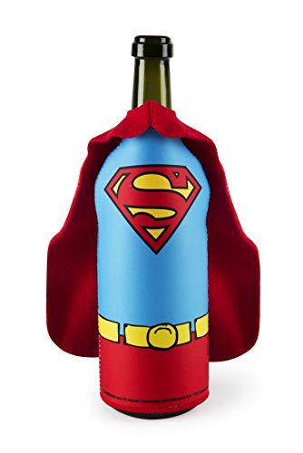 Excelsa Superman Thermoflaschenabdeckung aus Neopren