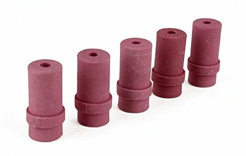 5Pcs Ersatz-Sandstrahl Keramik-Düsen Düsen für Sandstrahlpistole
