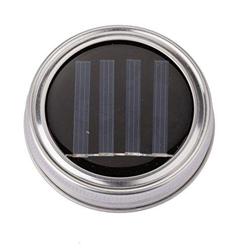 GLOREX draaisluiting Solar, aluminium, zilver, 14 x 11,6 x 2 cm