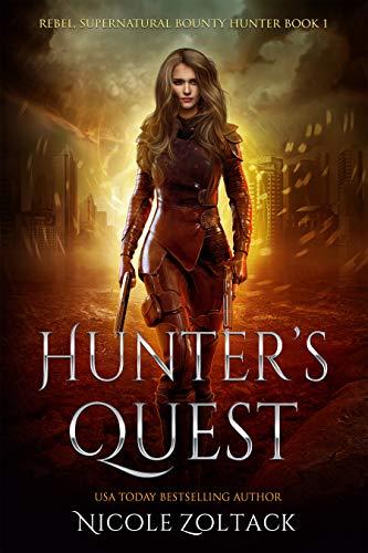 Hunter's Quest: A Mayhem of Magic World Story (Rebel, Supernatural Bou
