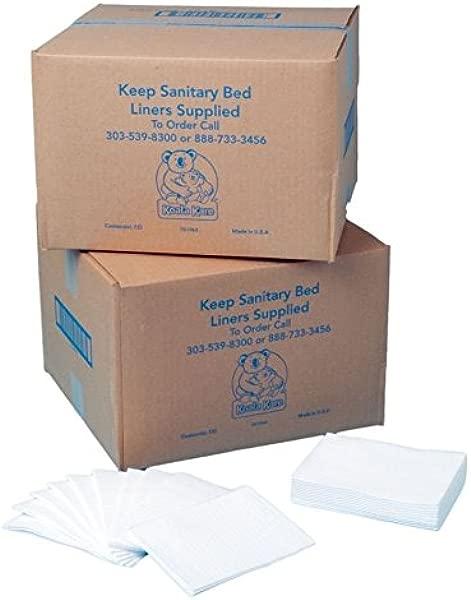 考拉卡雷 KB15099 婴儿换衣站卫生床衬垫白色外壳 500