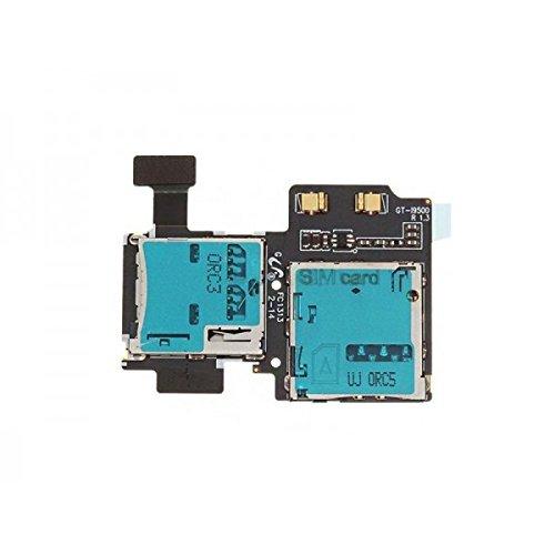 Third Party - PCB Lecteur Carte SIM/ Micro SD Samsung Galaxy S4 - 0583215027715