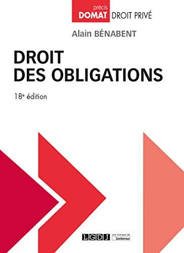 Droit des obligations (2019)