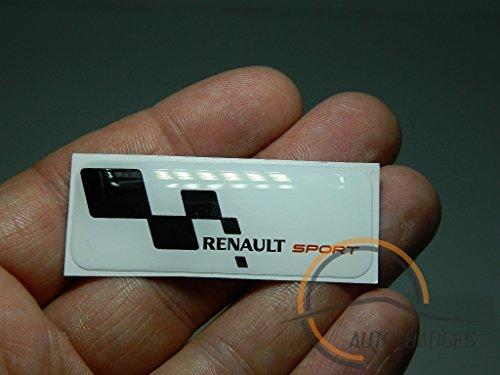 Renault Sport Badge Emblem