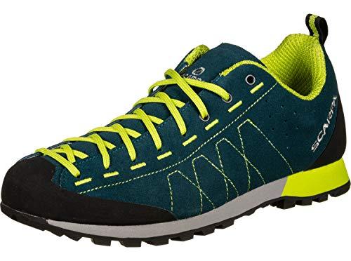 Scarpa Highball Schuhe Herren Lake Blue/Lime Schuhgröße EU 45,5 2020