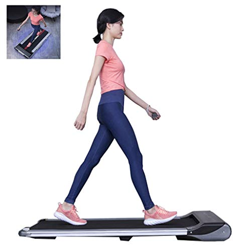 Learn More About Treadmills Mechanical Home Model Small Folding Fitness Flat Walking Machine Small U...