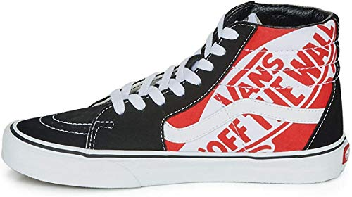 Vans SK8-HI Sneaker Herren Nero - 43 - Sneaker High