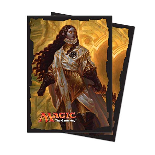 Magic: The Gathering - Rivals of Ixalan Elenda, The Dusk Rose Standard Deck Protector Sleeve (80 ct.)