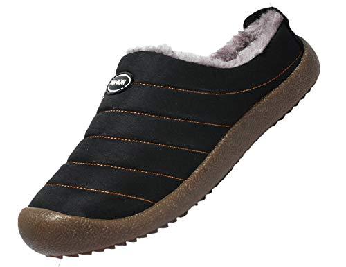 SINOES Männlich 188 Klassische Stiefeletten Outdoor Stiefel Cowboystiefel Schnürhalbschuhe Schwarz 43 EU