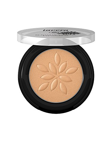 Lavera make-up ogen mooi minerale oogschaduw mono nr. 25 gouden koper 2 g