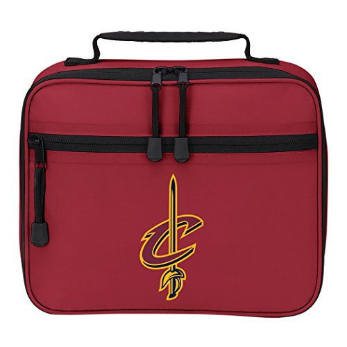 NBA Cleveland Cavaliers 'Cooltime' Lunch Kit, 10'...