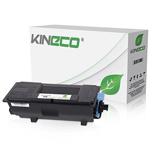 Kineco Toner kompatibel zu Kyocera TK-3160 für Kyocera Ecosys P3045dn P3050 P3055 P3060-12.500 Seiten