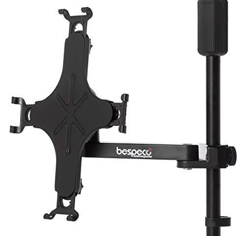 BESPECO TAB100 - Supporto per tablet con aggancio su tubo