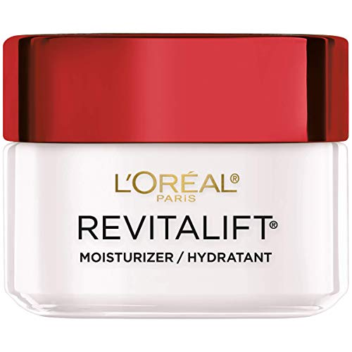 L'Oréal Paris Skincare Revitalift Anti-Wrinkle and Firming Face and Neck Moisturizer with Pro-Retinol, Paraben Free, 1.7 oz.