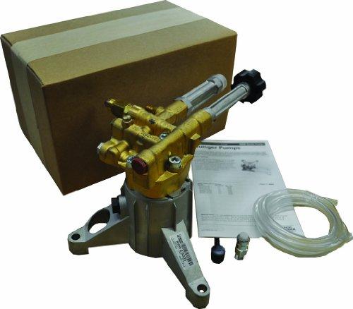 Annovi Reverberi RMW25G28-EZ-SX-PKG Triplex Kolbenpumpe, mit EZ-Start, Thermoventil, Waschmittelschlauch, Montagezubehör
