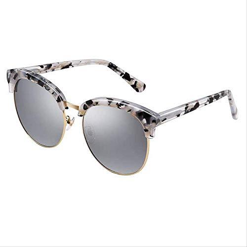 ZCFDDP Gafas de Sol polarizadas Mujeres Gafas de Sol Clásic