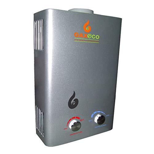 Gaxeco Calentador de Agua Instantaneo, Gas LP, Para 1 regad