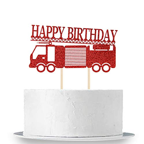 fire truck cake pan - 8