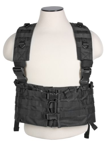 NcSTAR AR Chest Rig/Black