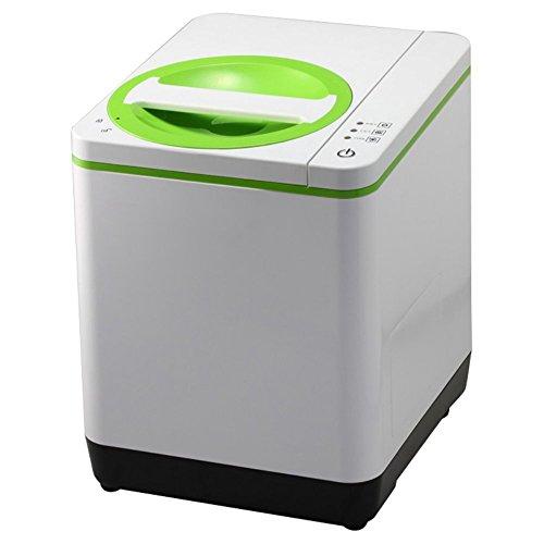 Food Cycler - Contenedor de abono de cocina para uso en interiores y exteriores, fácil de usar y respetuoso con el medio ambiente, sin agua, productos químicos, ventilación o drenaje