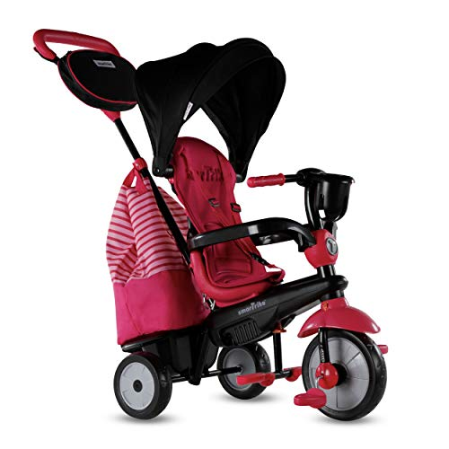 smarTrike- Tricycle, 6500500, Rouge