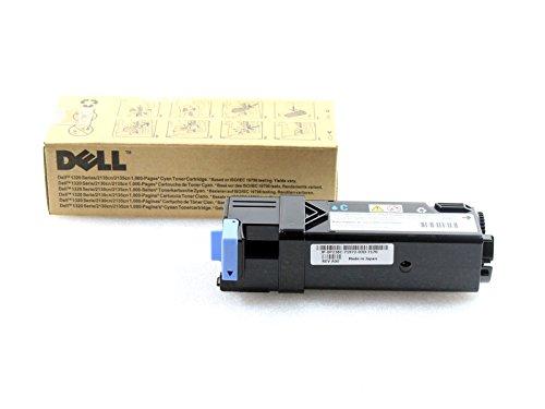 Dell P238C OEM Toner - 1320c 1320cn 2130cn 2135cn Cyan Toner (OEM# 310-9061 330-1386 330-1417) (1000 Yield) OEM