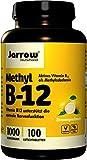 Methyl B12 1000 µg, aktives Vitamin B12 als Methylcobalamin,rosafarbene Lutschtabletten mit...