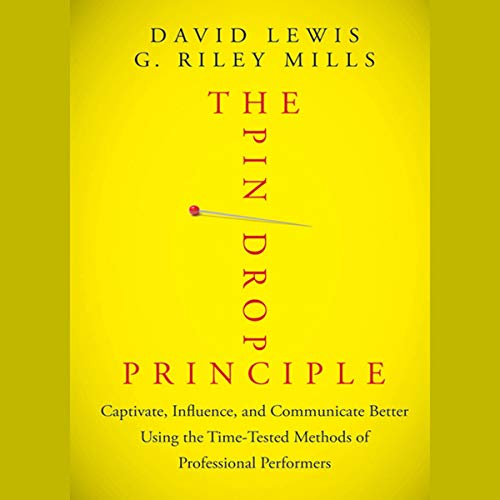 The Pin Drop Principle cover art
