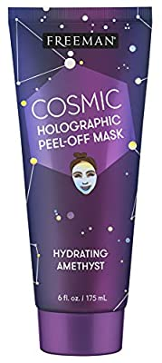 Freeman Cosmic Holographic Amethyst Hydrating Peel-Off Mask by Paris Presents