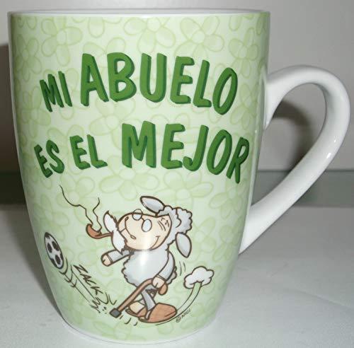 NICI 28963 Tasse Mi Abuelo es EL Mejor Kaffeebecher Spanisch