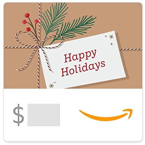 Amazon eGift Card - Gift Tag Greetings