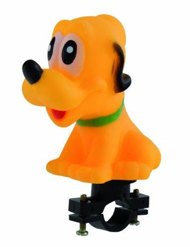 Unbekannt Messingschlager 200158 - Kinderhupe Hund mit Lenkerschelle, Outdoor und Sport