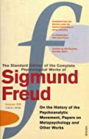 The Standard Edition of the Complete Psychological Works of Sigmund Freud Vol.14