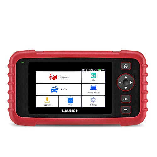 LAUNCH CRP129X OBD2 Diagnose Android,4 Systemdiagnosen mit Öl-Reset,EPB / SAS / TPMS und Gasannahme,AutoVIN für kleine Läden und Heimwerker (Upgrade von CRP129)
