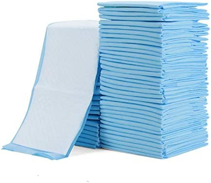Rocinha 100 Pack Disposable Changing Pads Baby Disposable Underpads Waterproof Diaper Changing product image