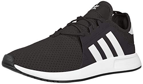 adidas Originals Men's X_PLR Sneaker, Black/White/Black, 11 M US