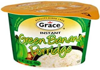 grace green banana porridge