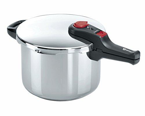 magnifica 4Olla de capacidad 4l Adecuado para gas, eléctrico, Vitro cerámica y...