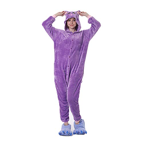 xin24 kostuum carnaval volwassenen cosplay Halloween carnaval kostuum pyjama pak dieren unisex