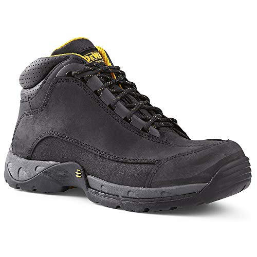 DEWALT Men's, Baltimore Work Boot Black 12 M