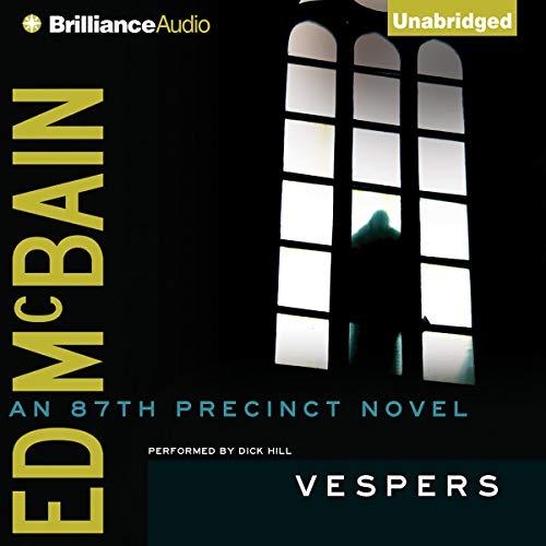Vespers audiobook cover art