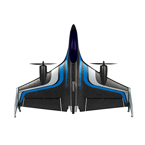Protocol Drone - Vert 1 Plane - Vertical Take Off/Landing RC Plane - Remote Control Plane with Brushless Motors – Stunt Flight Mode – Perform Air Tricks – Easy and Fun to Fly - Rechargeable