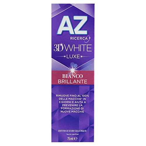 AZ 3D WHITE LUXE BI BRILL 75ML
