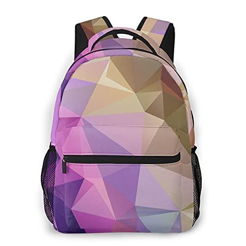 BYTKMFD - Zaini per la scuola, per libri e collegi, borsa da trasporto, leggera, da viaggio e da sport, Nero , Taglia unica