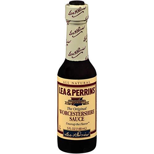 Lea & Perrins Worcestershire Sauce (5 oz Bottles, Pack of 24)