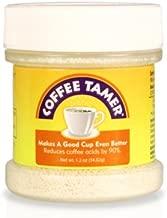 Coffee Tamer 1.2oz Shaker Bottle - Acid Reducing Granules